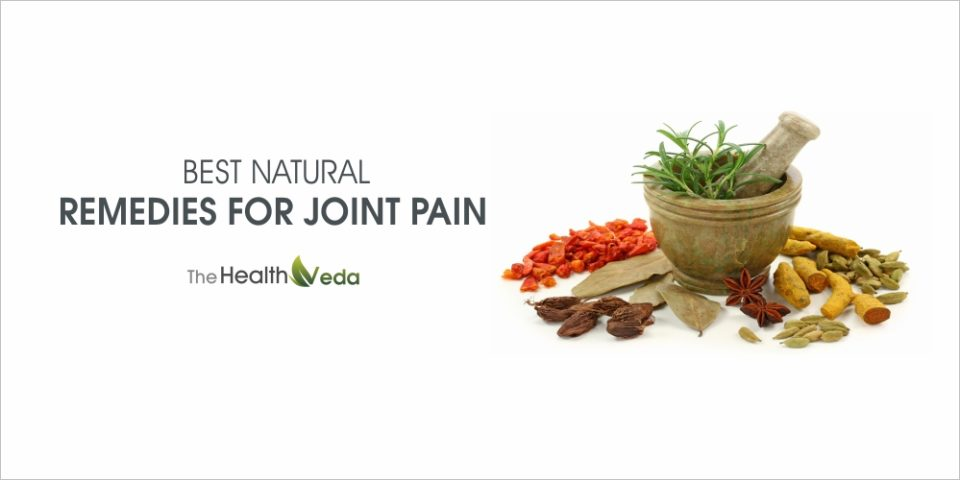 Best Natural Remedies For Joint Pain