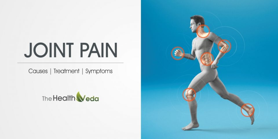 Joint Pain – Causes, Symptoms And Treatment