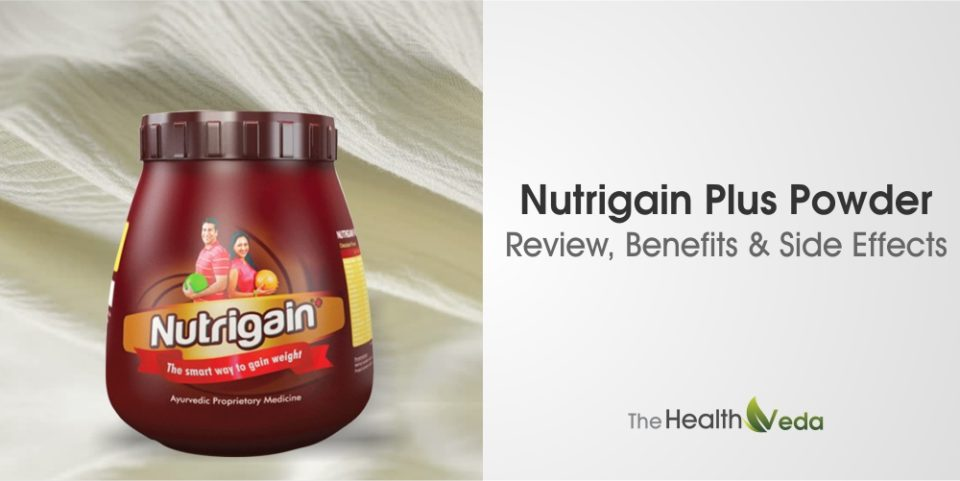 Ayurwin Nutrigain Plus Powder- Review, Benefits & Side Effects