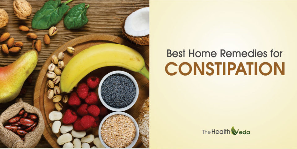 Best Home Remedies for Constipation -Treatment of Constipation