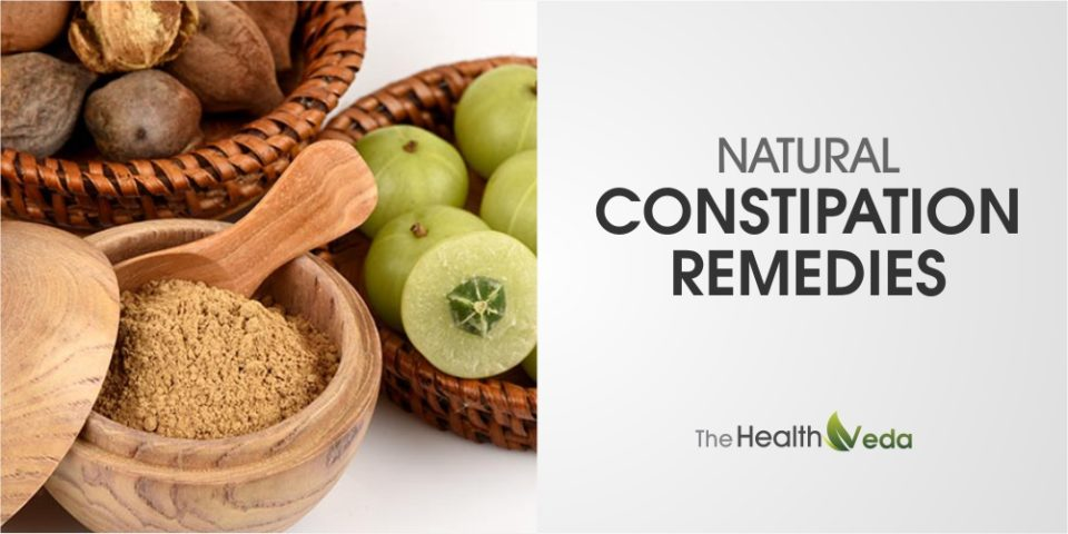 Quick & Natural Constipation Remedies