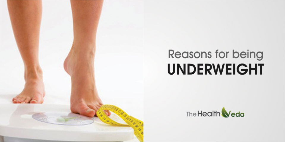 Reasons for Being Underweight