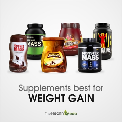 Supplements-best-for-weight-gain