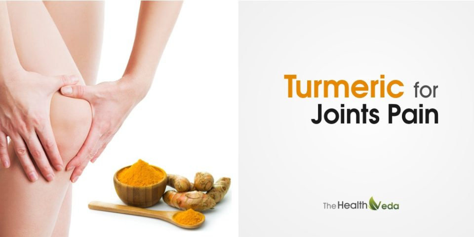 Turmeric for Joints Pain