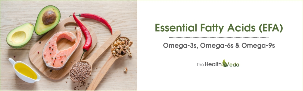 What are Essential fatty acids