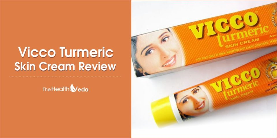 Vicco Turmeric Skin Cream Review