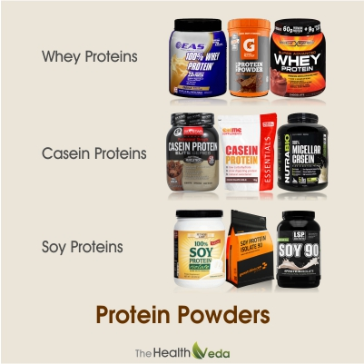What-are-protein-powders
