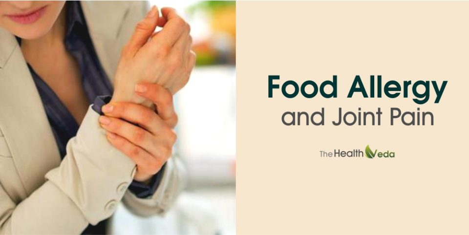 Food Allergy and Joint Pain