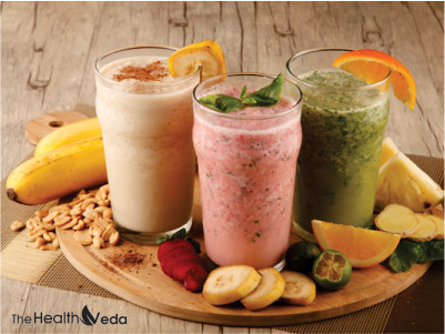 Fresh-fruit-smoothies