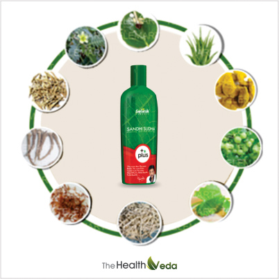 Sandhi-Sudha-oil-ingredients-Composition