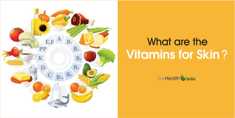 What are the Vitamins for Skin?