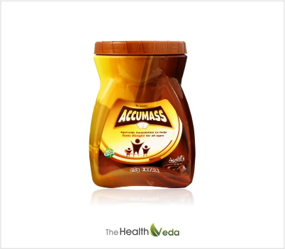 Accumass-Ayurvedic-weight-gainer-Powder