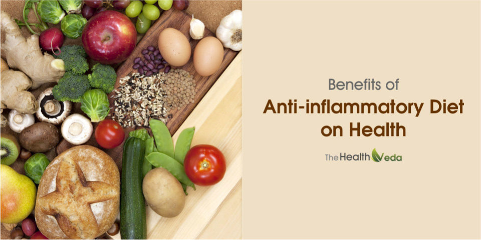 Benefits of Anti-inflammatory Diet on Health