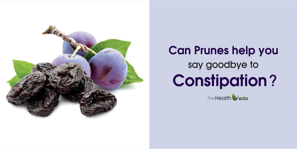Can Prunes help you say Goodbye to Constipation?