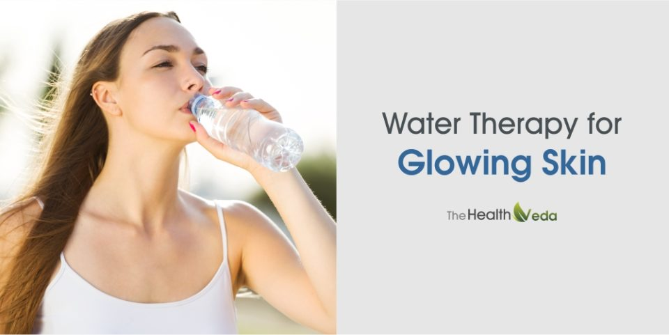 Water Therapy for Glowing Skin