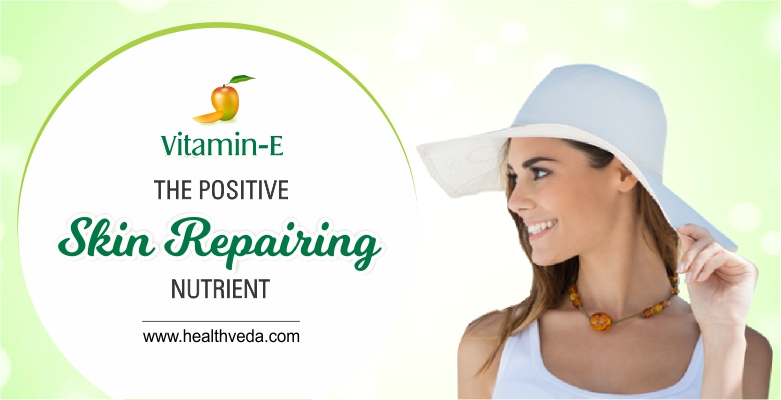 Vitamin-E- The Positive Skin Repairing Nutrient