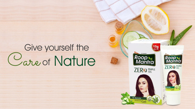 An Ayurvedic Product for Pimple removal – Roop Mantra