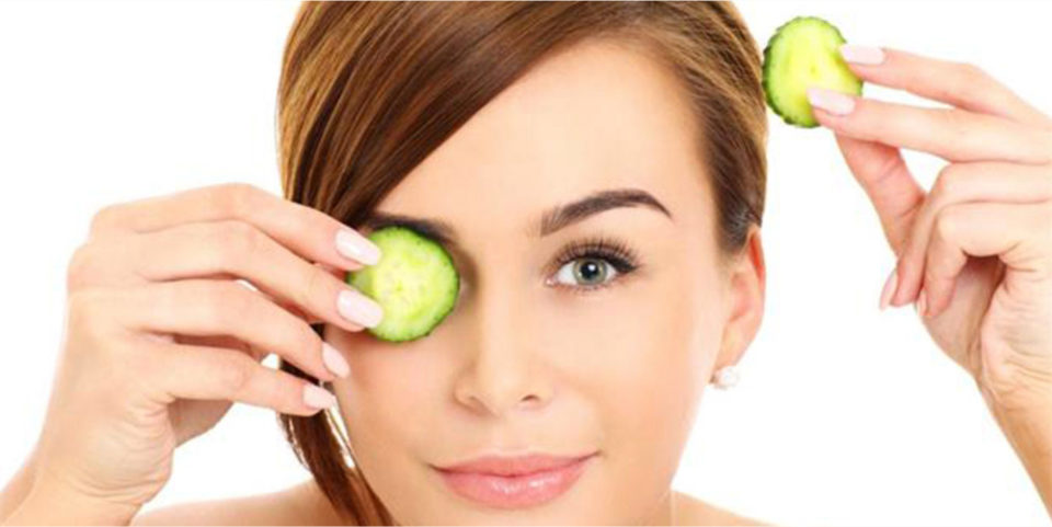 Get Rid of Under Eye Bags with Natural Ways