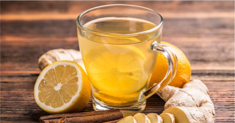 Ginger-Tea-Helpful-in-Weight-Loss