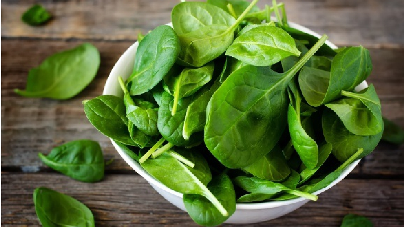 Spinach-must-Eat-for-a-Strong Body