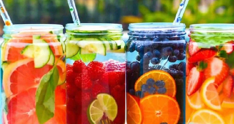 Fat-Burning-Detox-Water-Drinks-for-Weight-Loss-and-Clear-Skin