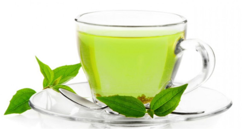 Drink-Green-Tea-twice-a-day-to-Get-Rid-of-Gastritis-Pain