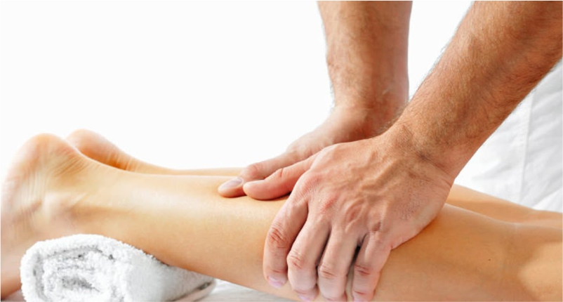 Massage-with-dr-ortho-oil-to-Get-Rid-of-Leg-Cramps