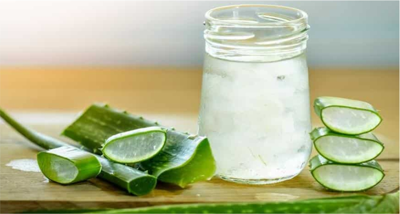 Use-Aloe-Vera-to-Get-Rid-of-Brown-Spots-on-skin