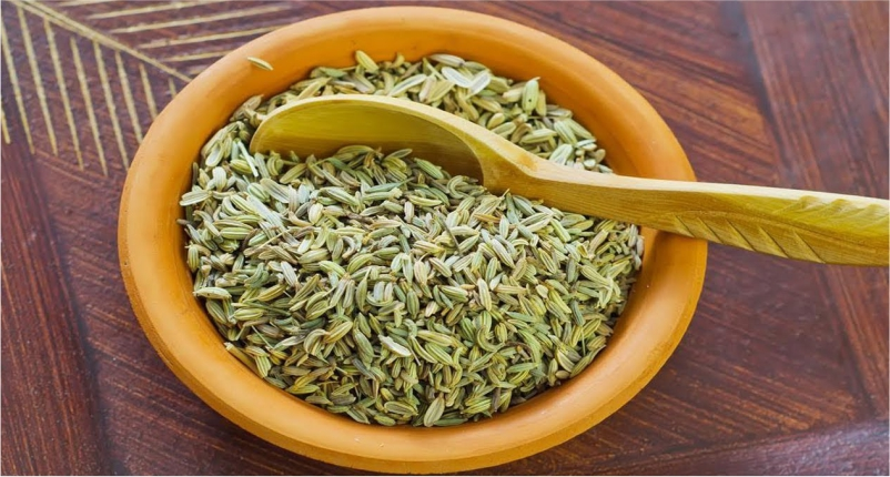 Use-Fennel-Seeds-to-Get-Rid-of-Gastritis-Pain
