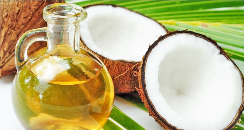 Massage-with-Coconut-Oil-for-Healthy-and-Glowing-Skin
